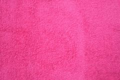 Fuchsia pink textile texture Stock Photo
