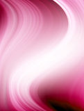 Fuchsia wave Royalty Free Stock Image
