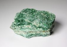 Fuchsite Royalty Free Stock Photography