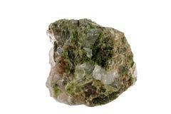 Fuchsite minéral, échantillon Image libre de droits