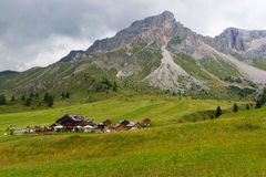 Free Fuciade Valley In The Dolomites Royalty Free Stock Photography - 68403877