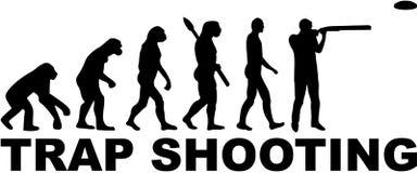 Fucilazione di trappola di evoluzione Fotografia Stock Libera da Diritti
