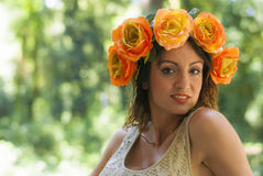 Fucilazione a Roma con linda Immagini Stock