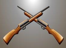 fucile royalty illustrazione gratis