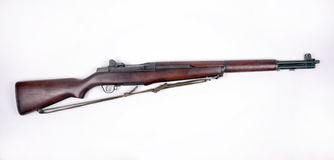 Fucile americano di M1 Garand fotografie stock libere da diritti