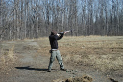 Fucile da caccia Fotografia Stock
