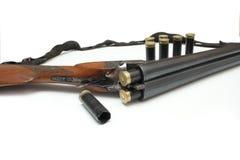 Fucile da caccia Fotografie Stock