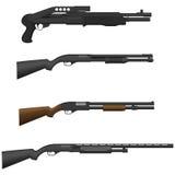 Fucile da caccia royalty illustrazione gratis