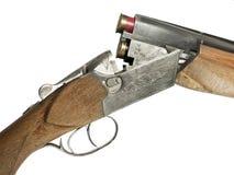 Fucile da caccia di caccia Fotografia Stock