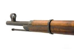 Fucile dei mosin russi antichi Fotografia Stock Libera da Diritti