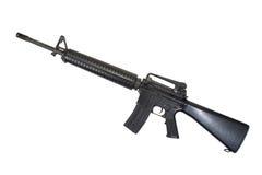 Fucile dell'esercito americano M16 Immagini Stock Libere da Diritti