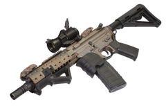 Fucile delle forze speciali M4 Immagini Stock