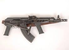 Fucile di assalto del Kalashnikov AKMD Fotografie Stock Libere da Diritti