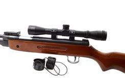 Fucile e portata fotografie stock libere da diritti