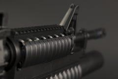 Fucile M4 Immagini Stock Libere da Diritti