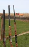 Fucili da caccia Fotografia Stock