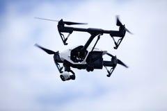 Fuco di Quadrocopter Fotografie Stock Libere da Diritti