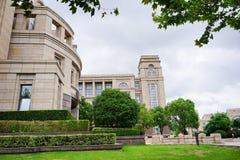 Fudan universitet royaltyfria bilder