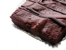 fudge пирожня стоковые изображения