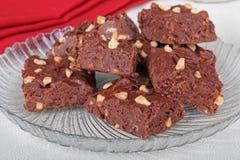 fudge шоколада Стоковые Изображения RF