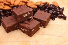 fudge шоколада Стоковая Фотография RF