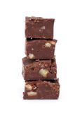 Fudge Royalty Free Stock Images