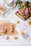 Fudge candy Stock Photography