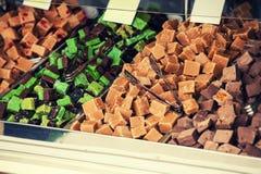 Fudge Stock Image