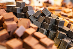 Fudge Royalty Free Stock Photo
