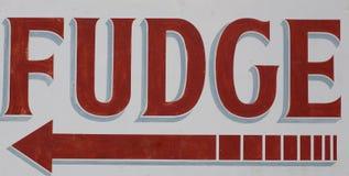 Fudge this way stock photography
