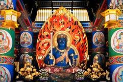 Fudo Myoo von ji Narita San Shinsho Tempel, Narita, Chiba, Japan Lizenzfreies Stockbild