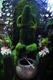 Fudomyoo statue at Hozenji Temple Royalty Free Stock Photography
