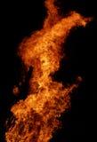 Fuego [1] Foto de archivo libre de regalías