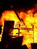 Fuego. Imagen de archivo