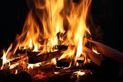 Fuego. Fotos de archivo