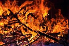 Fuego Stock Photo