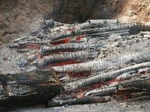 Fuego Fotografía de archivo libre de regalías