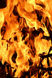 Fuego 3 Foto de archivo libre de regalías