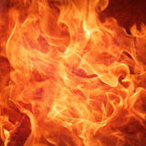 Fuego Foto de archivo libre de regalías