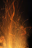 Fuego foto de archivo