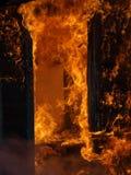 Fuego 7 Fotografía de archivo libre de regalías