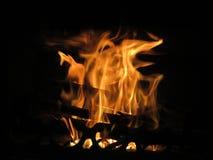 Fuego Imagenes de archivo