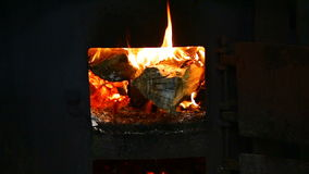Fuego almacen de video