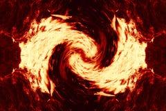 Fuego abstracto imágenes de archivo libres de regalías