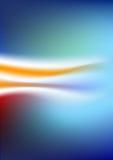 Fuego abstracto Imagenes de archivo