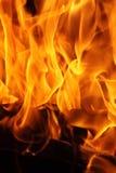 Fuego ardiente imagenes de archivo