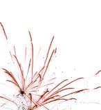 Fuego artificial Imágenes de archivo libres de regalías