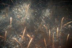 Fuego artificial 2 Imagenes de archivo