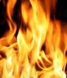 Fuego caliente Fotos de archivo libres de regalías