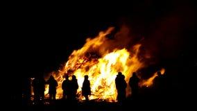 Fuego de Pascua metrajes